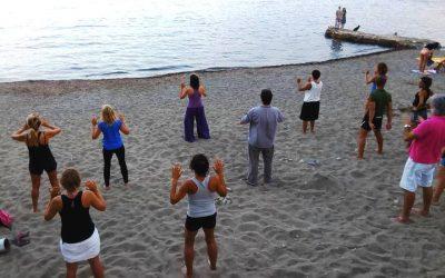 Sesiones de qi gong en LlançàCada miércoles - 08:30Platja Canyelles Llançá
