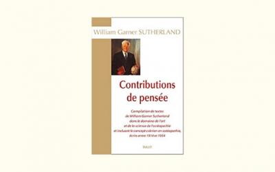 Contributions de penséede William Garner SutherlandSully